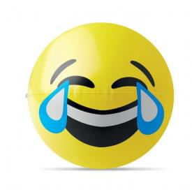 Laughy emoticon strandbal