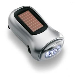 LED zaklamp groene energie