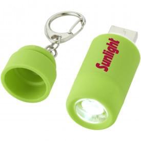 Mini zaklamp met USB-Lader
