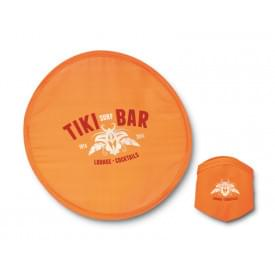 Opvouwbare nylon frisbee, Ø 24 cm