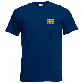 Budget katoenen heren t-shirt