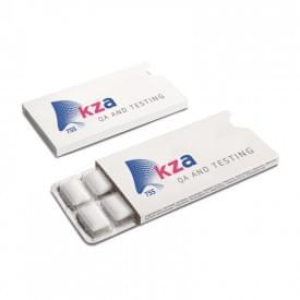 Pakje kauwgom 12 stuks