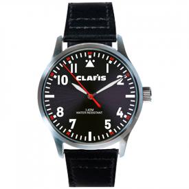 Pilot horloge met wijzer in eigen PMS kleur