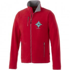 Pitch heren Microfleece jack