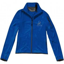Premium dames powerfleece jack