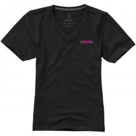 Premium dames t-shirt V-hals