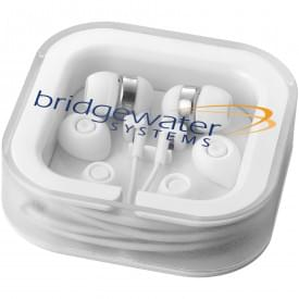 Sargas oortelefoon met microfoon