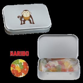 Scharnierblik Haribo gummibeertjes