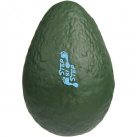 Slow-rise stressverlagende avocado