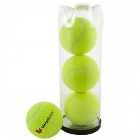 Smash tennisballen, 3-bal tube