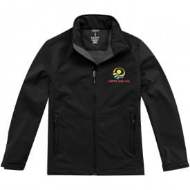Softshell heren jack