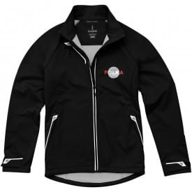 Sportief softshell dames jack