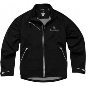 Sportief softshell heren jack