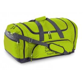Sporttas/reistas 5 ritsvakken en verstelbare draagband