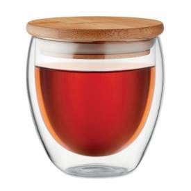 Tirana small dubbelwandig drinkglas