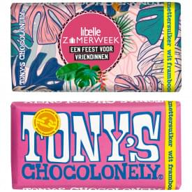 Tony's Chocolonely chocoladereep 180 gram