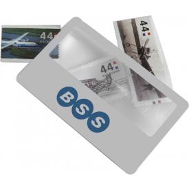 Ultra dun vergrootglas creditcard