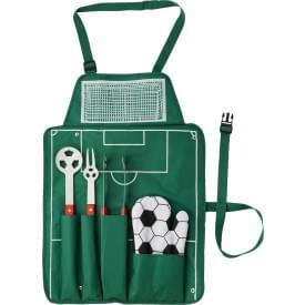 Voetbal BBQ set