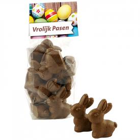 Zakje praliné paashaasjes (165 gram)