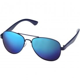 Zonnebril met gespiegelde glazen