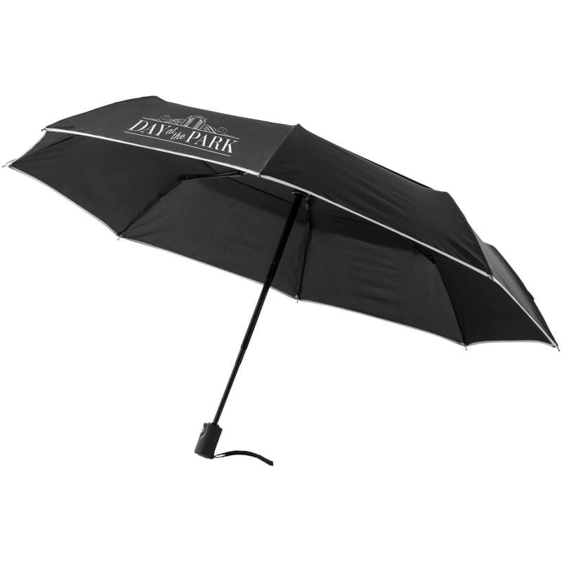 "21"" Scottsdale in 2 delen opvouwbare volledig automatische paraplu"