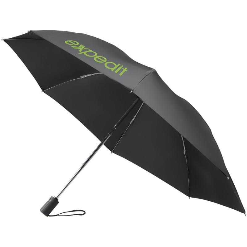 "23"" in 3 delen opvouwbare automatisch openende omkeerbare paraplu"