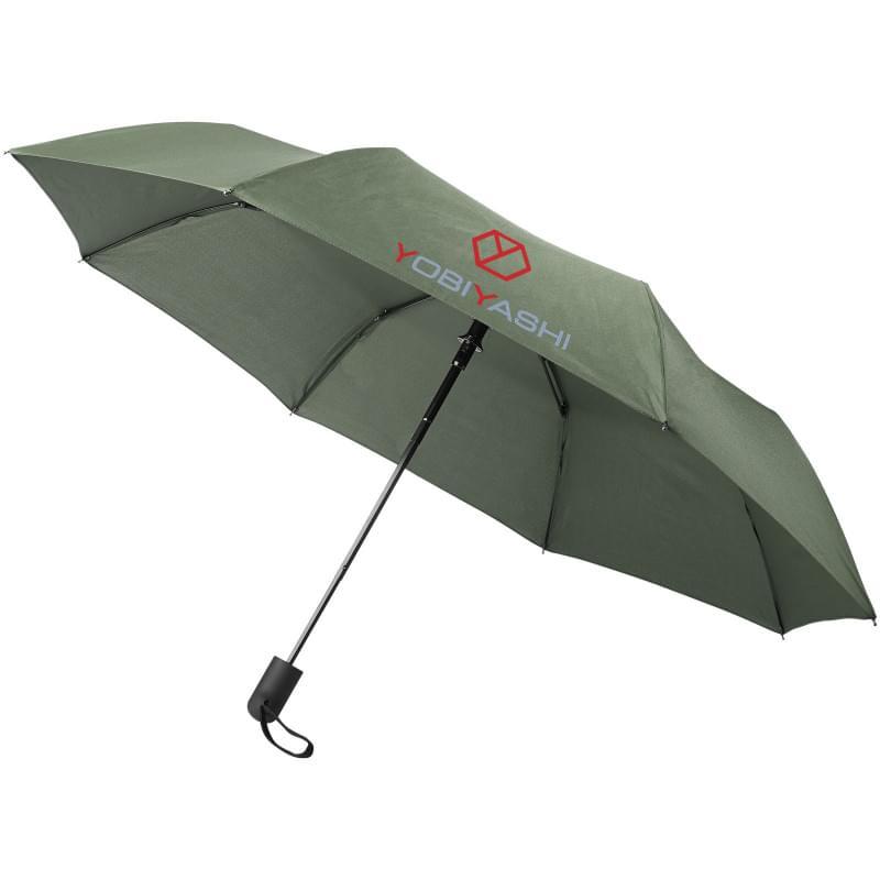 "Gisele 21"" opvouwbare paraplu met automatisch open en close systeem"