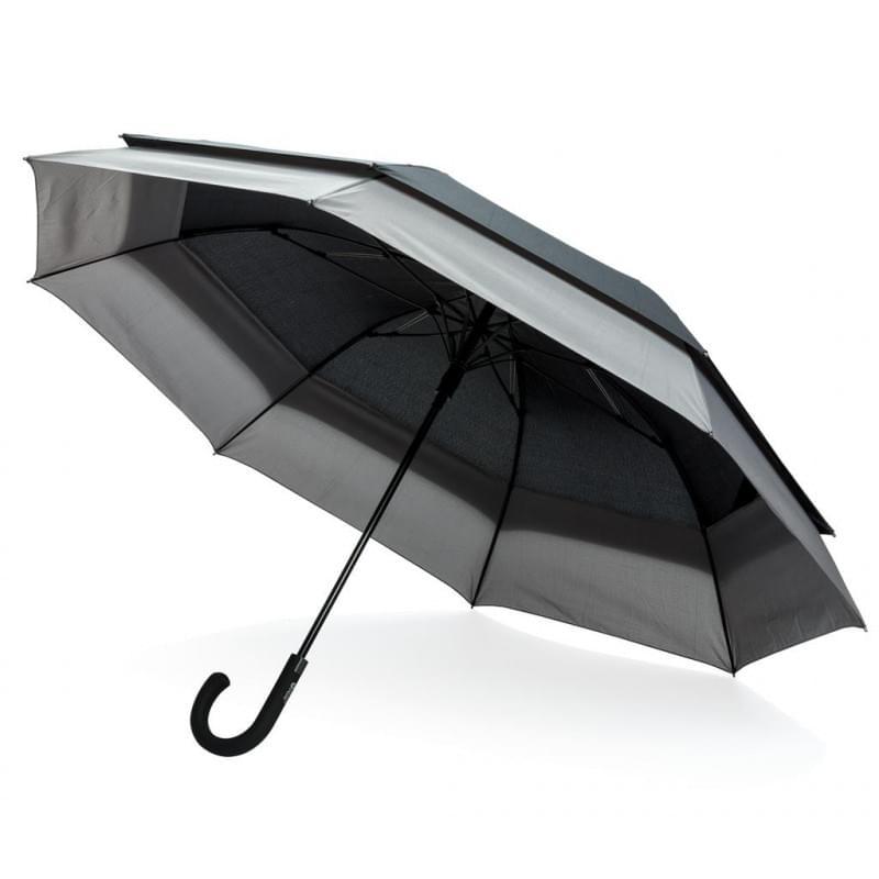 """Swiss Peak 23"""" tot 27"""" uitschuifbare paraplu"""