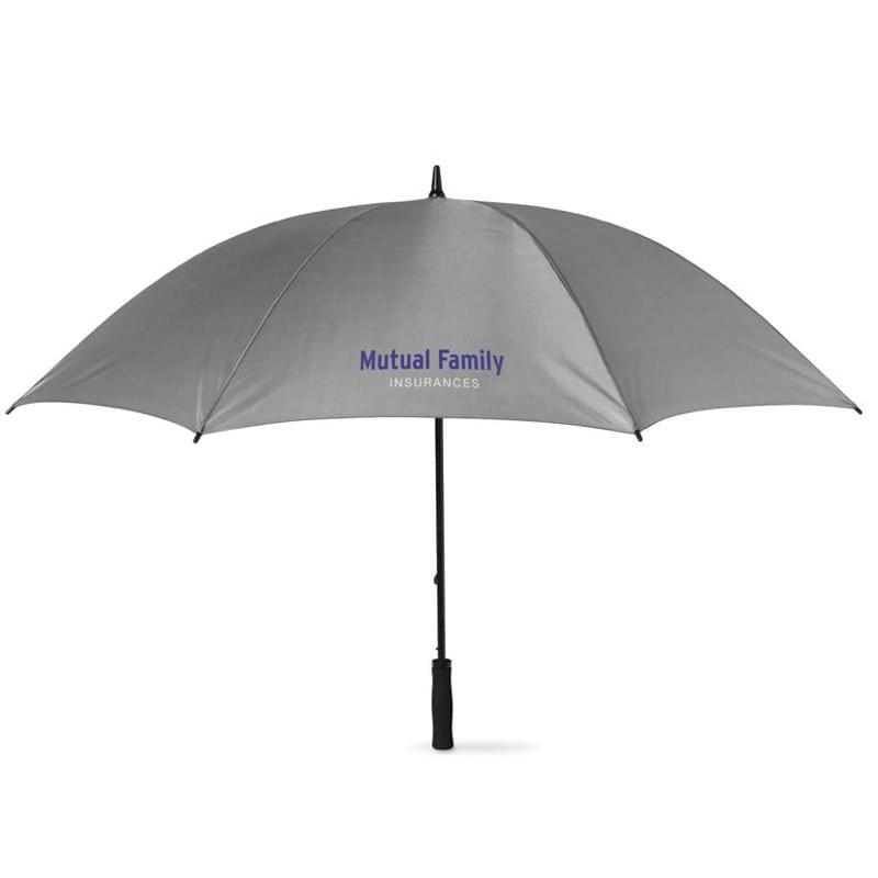 Windbestendige golfparaplu handmatig open