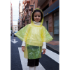 Kinderponcho in plastic bal