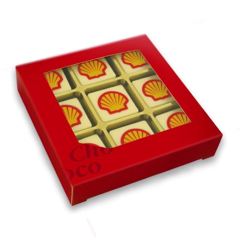 ChocoGiftbox 9 bonbons