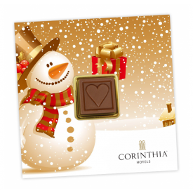 ChoCard Gift chocolaatje