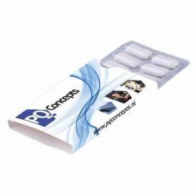 Kauwgom bedrukken