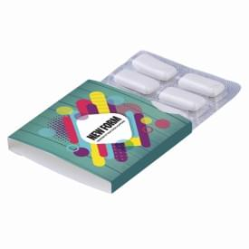 Pakje kauwgom 6 stuks