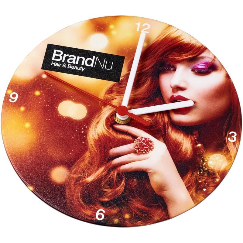 Brite Clock® ronde wandklok