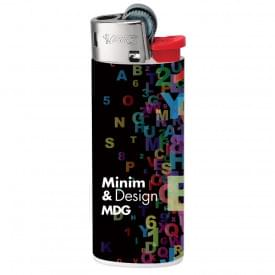 BIC J25 full color wrap, mini