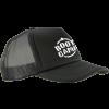 Original trucker cap met gekleurde voorzijde