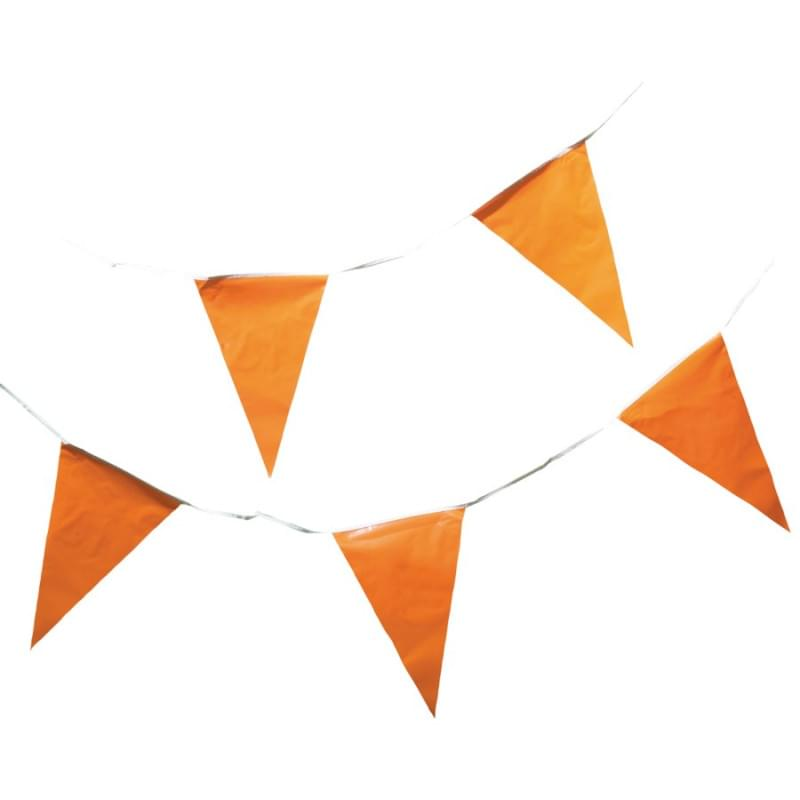 Vlaggenlijn Oranje, 10 meter
