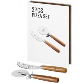 Nantes 2-delige pizzaset