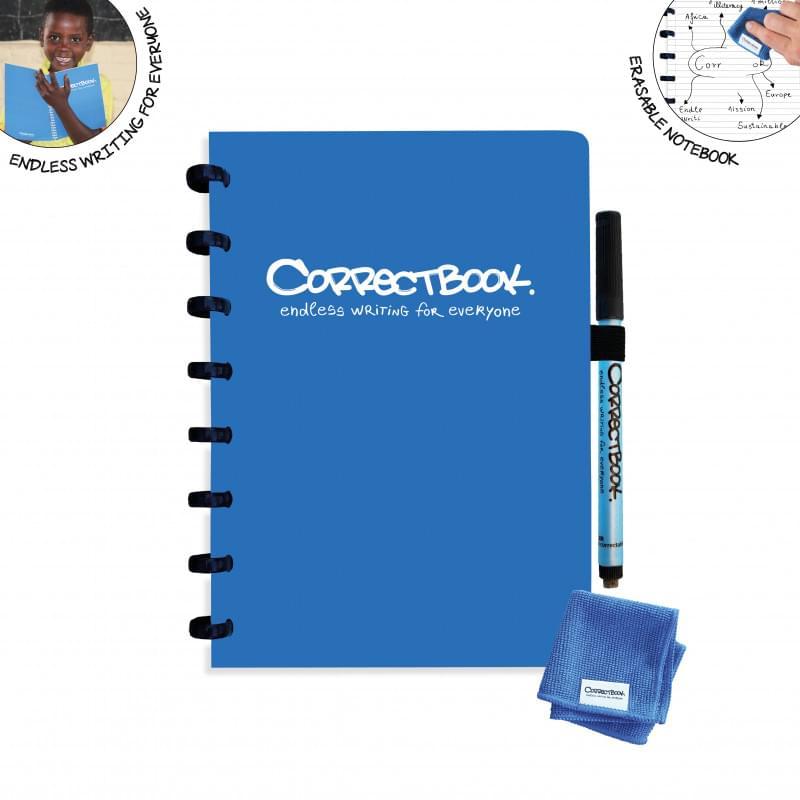 Correctbook A5