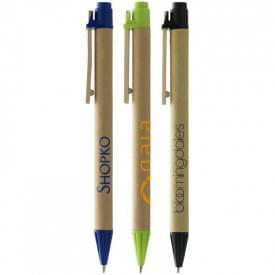Eco pennen bedrukken