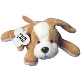 Knuffel hond
