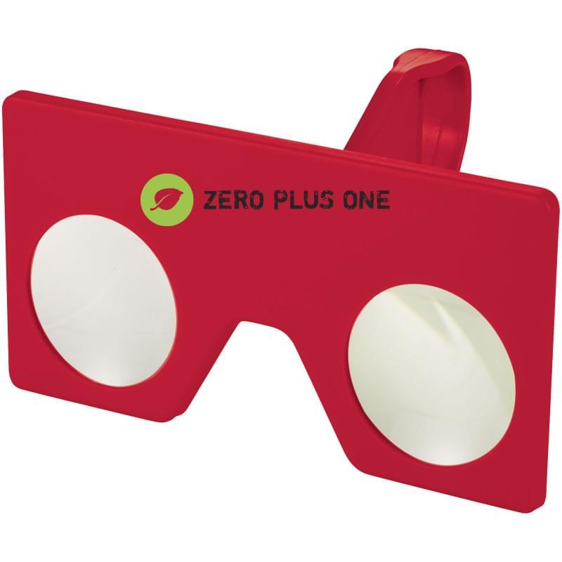 Mini virtuele bril met clip