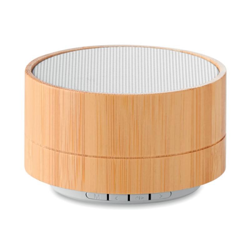 Sound bamboo bluetooth luidspreker