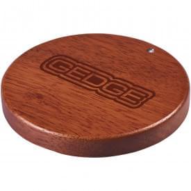Bora houten, draadloze oplaadpad