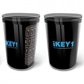 iKey Ultra Thin Bluetooth Keyboard