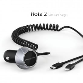 Rota 2 Slim Car Charger