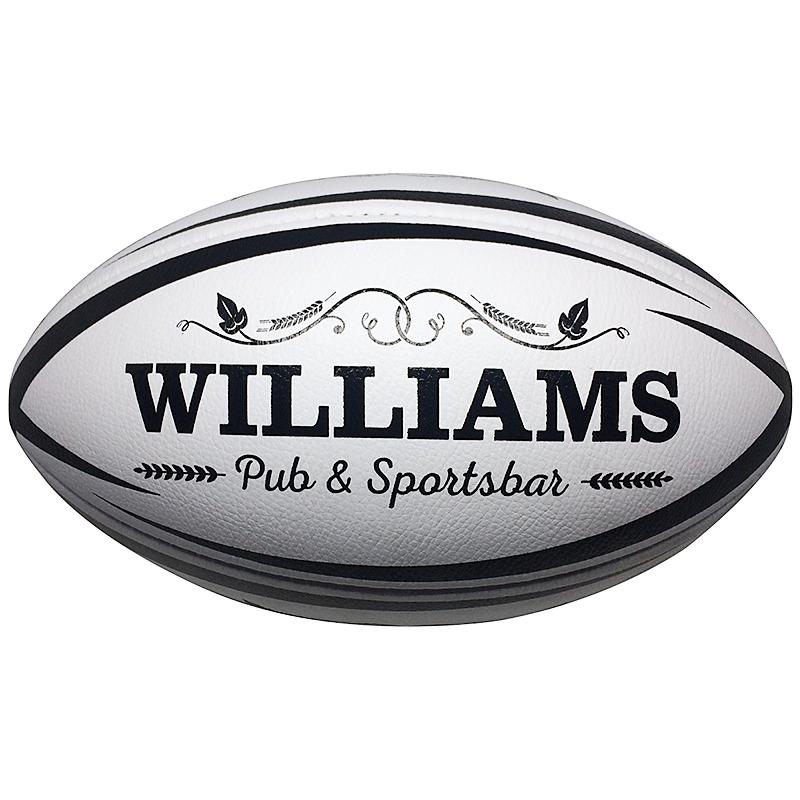Rugbybal custom made