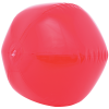 Strandbal gekleurd