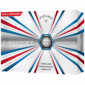 Callaway Super Soft Golfbal